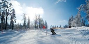Lyžařské středisko Mitterdorf - Philippsreut foto