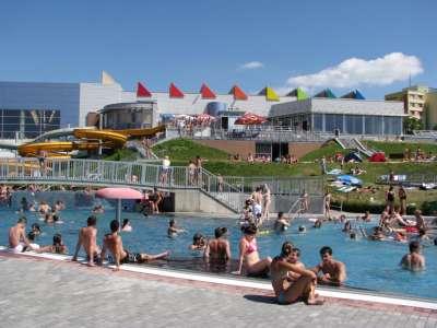 Aquapark Jindřichův Hradec foto