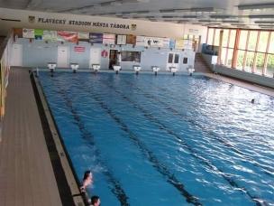 Plavecký stadion Tábor  foto
