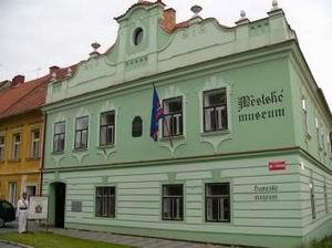 Hasičské muzeum v Bechyni foto