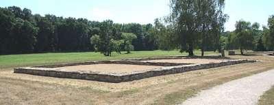 Archeologické naleziště Mikulčice - Valy foto