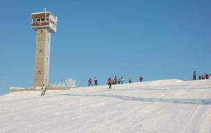 Ski areál Karasín foto