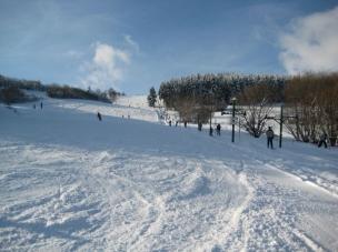 Ski areál Dalečín foto