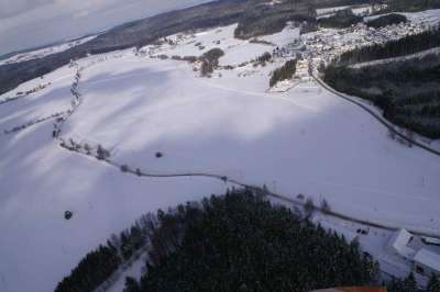 Ski areál Šacberk foto