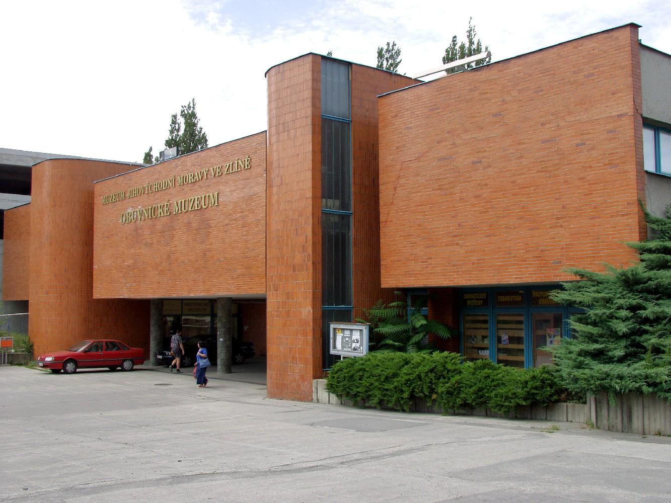 Obuvnické muzeum 73cbbde556