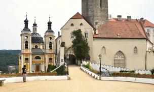 Zámek Vranov nad Dyjí foto