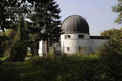 Hvězdárna Veselí nad Moravou foto