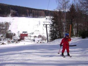 Ski Family areál Dolní Dvůr foto