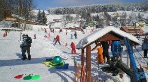Lyžařský areál Skiport Velká Úpa foto