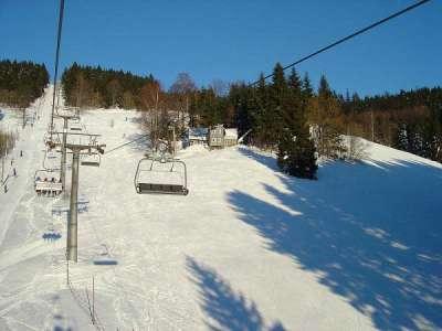 Skiareál Horní Domky foto