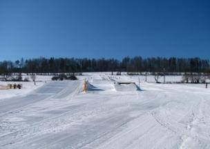 Skiareál Kozinec foto