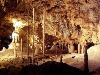 Kateřinská jeskyně foto