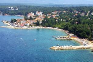 Ostrov Krk foto
