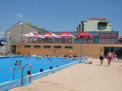 Sportovní a rekreační areál Pražačka foto