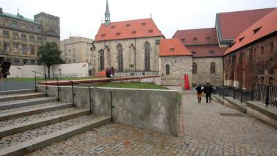 Anežský klášter foto