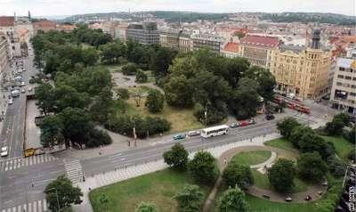 Karlovo náměstí foto