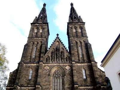 Kostel sv. Petra a Pavla  foto