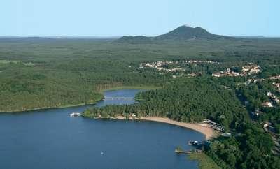 Máchovo jezero foto