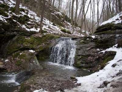 Bubovické vodopády foto