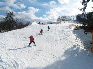 Ski areál Chotouň u Prahy foto