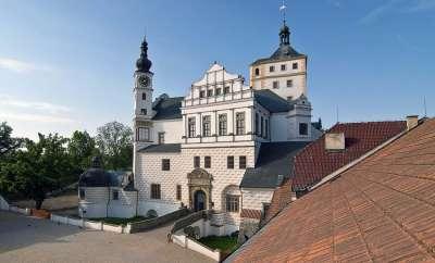 Zámek Pardubice foto