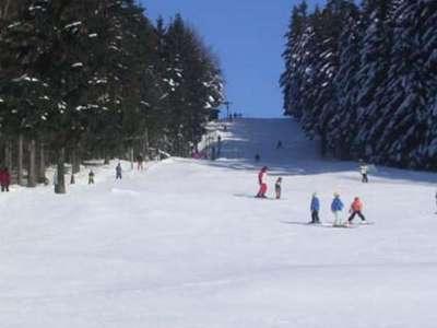 Ski areál Svratka foto