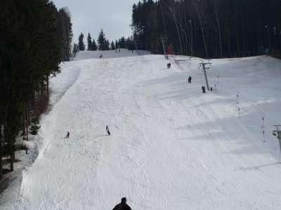 Ski areál Hlinsko foto