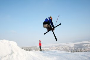 Ski areál Peklák foto