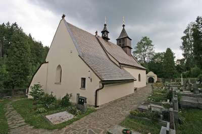Kostel sv. Mikuláše foto