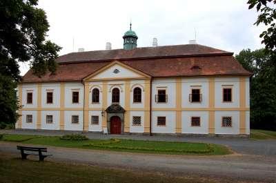 Zámek Chotěboř foto