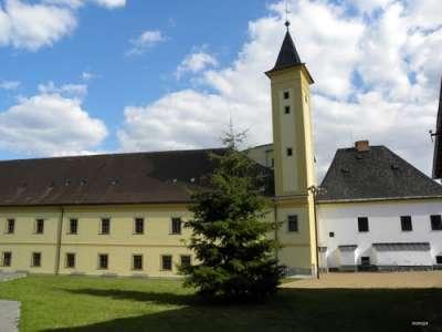 Zámek Zábřeh na Moravě foto