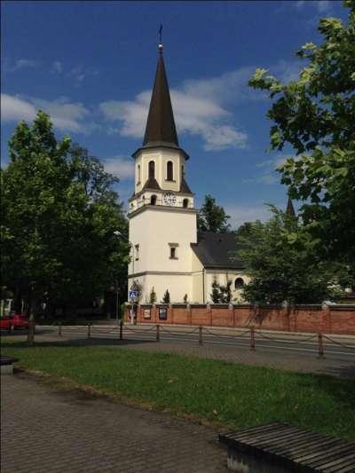 Kostel sv. Bartoloměje foto