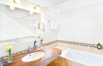 Koupelna v pokoji Classic