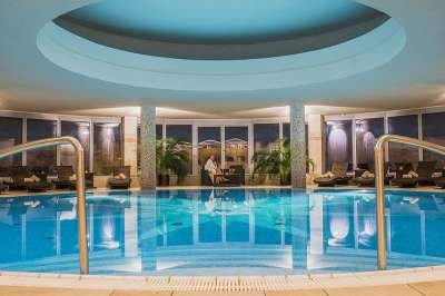 Hotelové wellness centrum Grand