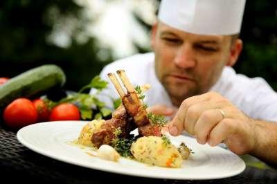 Gastronomie v Grandhotelu Vás uchvátí