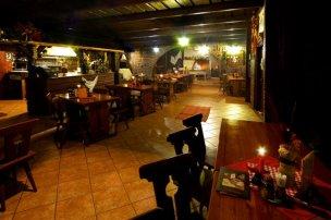 Kavárna a posezení