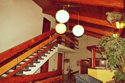Společenské prostory / schodiště