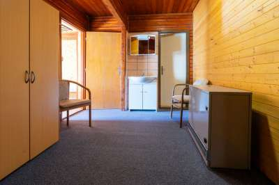 Šestilůžkový apartmán v budově A