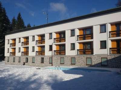 HORSKÝ HOTEL MORAVICE foto