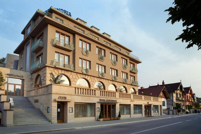 Hotel Alexandria****