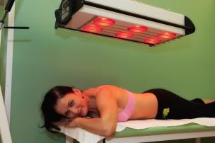 Balneo centrum - Solux tepelná terapie