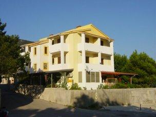 Příklad ubytování vila Šušak
