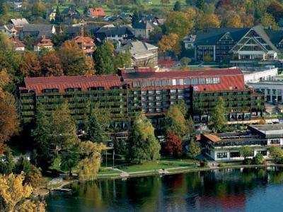 HOTEL PARK BLED foto