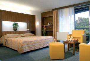 Pokoj v hotelu Park