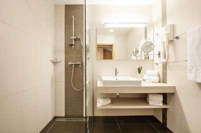 koupelna v pokoji premium