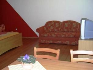 Apartmány Tímea