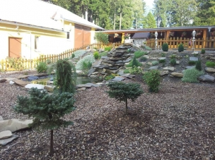 Výzdoba zahrady