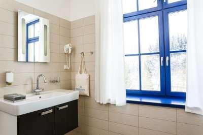 Koupelna v apartmá
