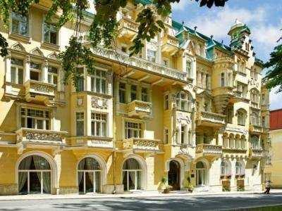 SVOBODA ENSANA HEALTH SPA HOTEL foto