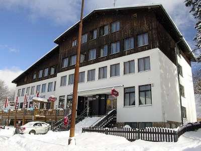 HOTEL ENZIÁN